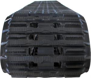 aggressive hagglunds bv206 rubber track