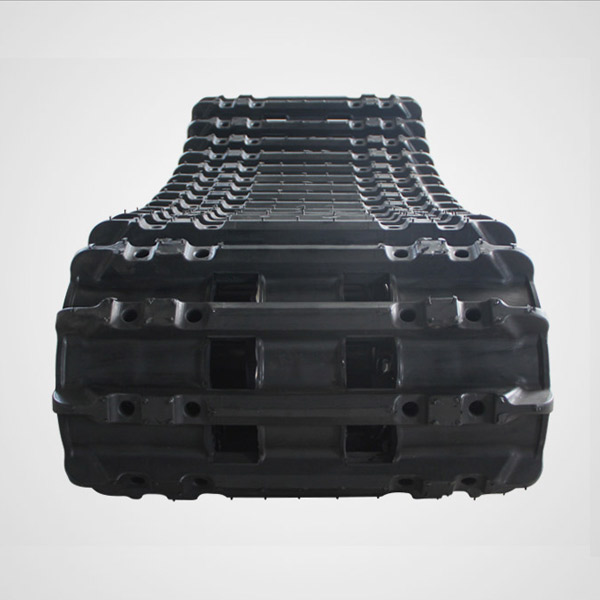 bv206 rubber tracks - fuel saving type