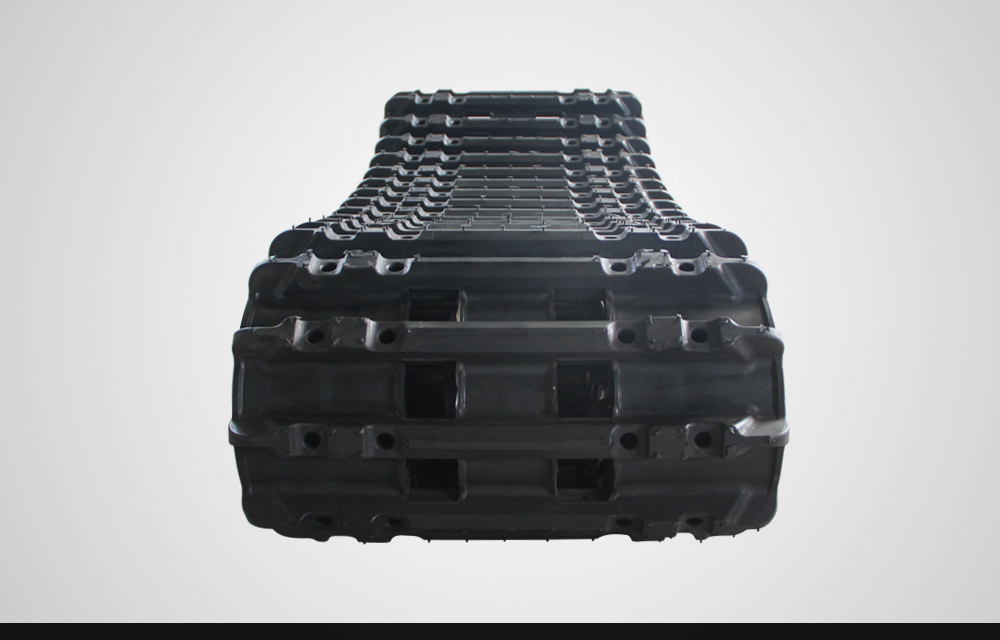 bv206 parts - fuel saving rubber track