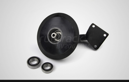 Support Wheel Assembly With Bearing - bv206 parts