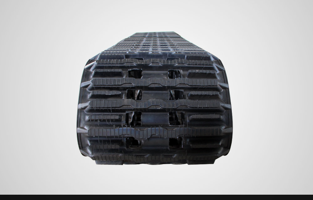 bv206 parts - aggressive rubber track